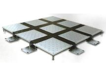 扣槽式网络地板